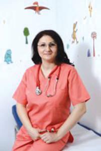 Doctor Simona Pecec - medic pediatru