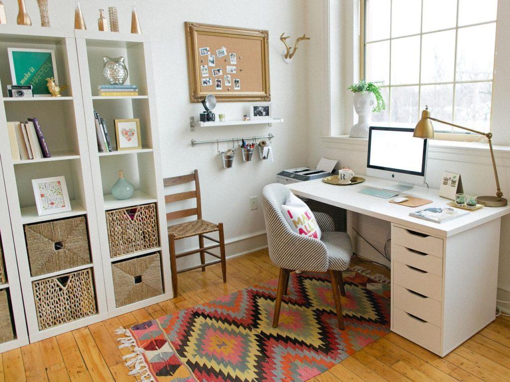 5 lucruri de care ai nevoie pentru a aranja biroul casei tale