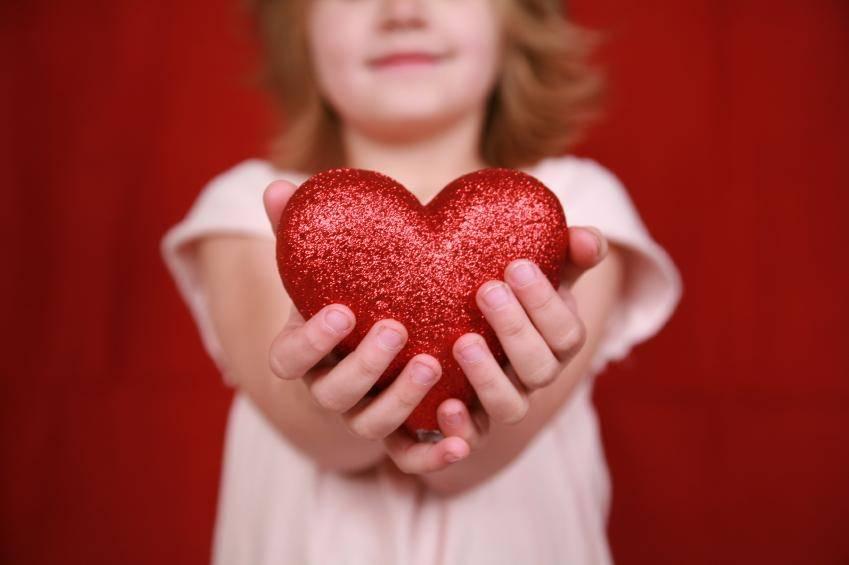 Copil inima 1
