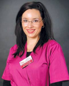 Sorana Muresan - Educator prenatal certificat Lamaze