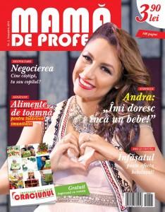 revista Mama de profesie noiembrie 2014