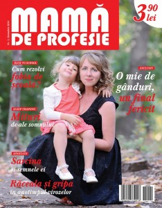 revista Mama de profesie octombrie 2014