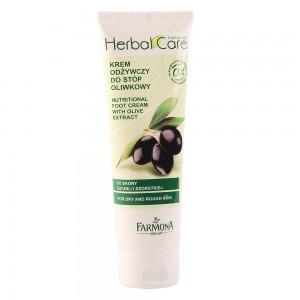 Herbal-Care-Crema-nutritiva-pentru-picioare-cu-extract-de-maslin