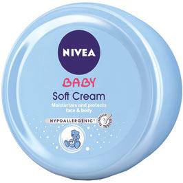 Crema Hidratanta Nivea Baby