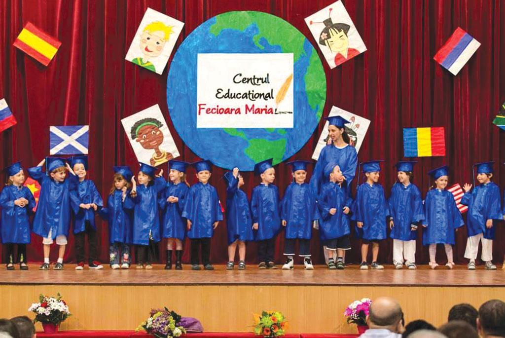 Centrul Educational Fecioara Maria