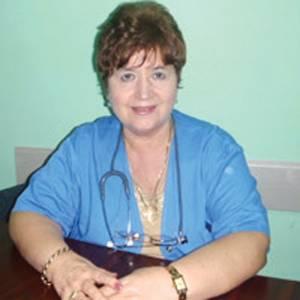 Doctor Elena Dan - medic primar pediatru