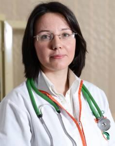 Doctor Nicoleta Dumea - medic de familie