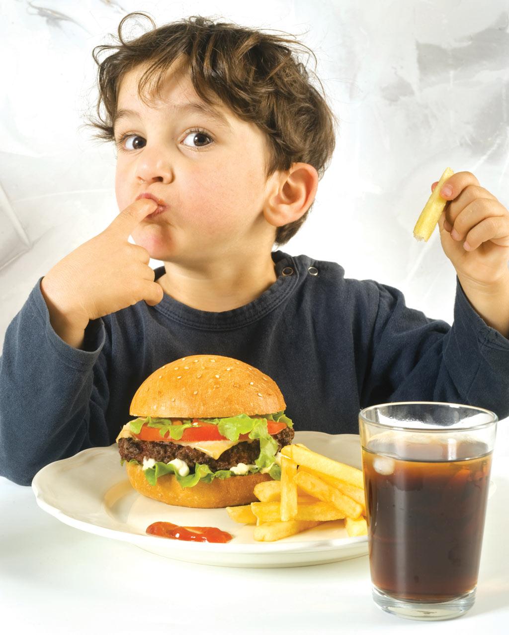 Obezitatea la copii