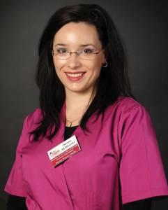 Sorana Muresan - educator prenatal Lamaze