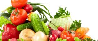 Gravida vegetariana