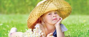 Ingrijirea copilului vara