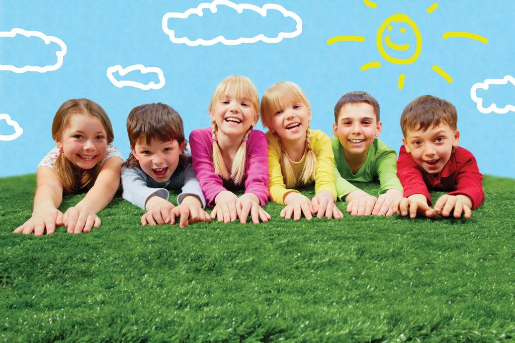 Protectia solara la copii