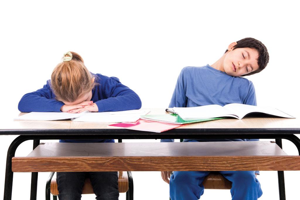 Somn si inteligenta copilului