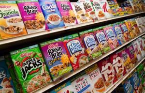 Cutii de cereale