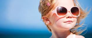 Ochelari de soare pentru copii