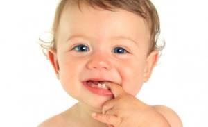 dintisorii la bebelusi