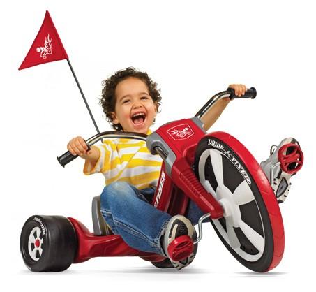 alege triciclete pentru copii BeKid