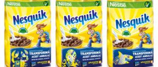 Cerealele Nesquik