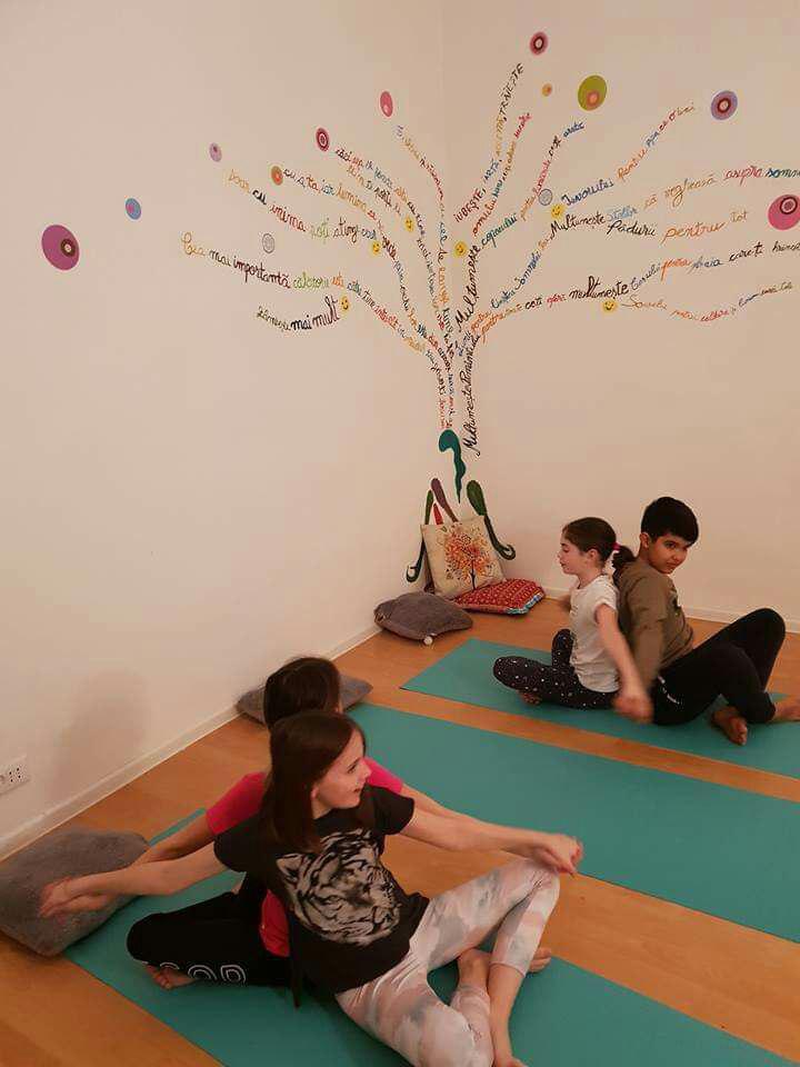 Yoga pentru copii (2)